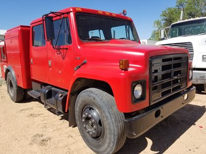 Picture of Brush Truck