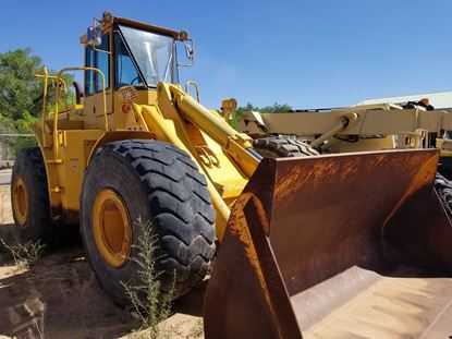 Picture of FRONT END LOADER