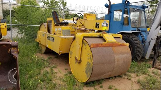 Picture of HYSTER ROLLER